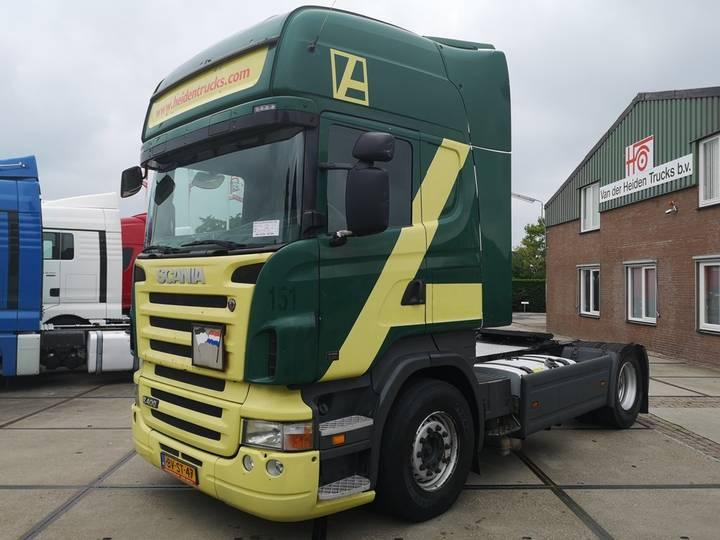 Scania R - EURO 5 | RETARDER | OPTICRUISE | TOPLINE - 2009