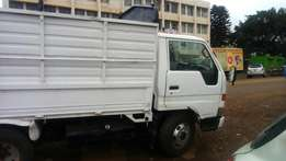 Toyota dyna kav with 5l engine clean accident free 570k
