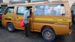 Nissan Matatu for Quick Sale