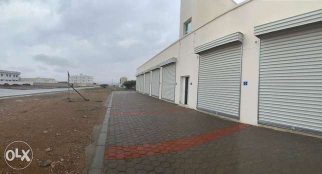 store / warehouse / shops / empty land