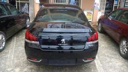 Almost Brand new 2016 Peugeot 508