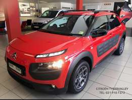 Top of the range Demo models citroen cactus suv style