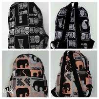 Durable african themed bags