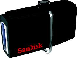 SanDisk 32GB OTG Flash drives, Transfer from phone conviniently