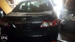 Enjoy a lasting , clean and sound corolla 2011 with a sound engine