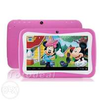 7 inch Android 4.4 Tablet for Kids (WiFi, Dual Camera, Capacitive scre