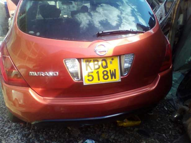 Nissan Murano 2005 in mint condition Roysambu - image 1