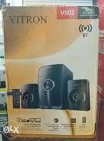Vitron bluetooth subwoofer