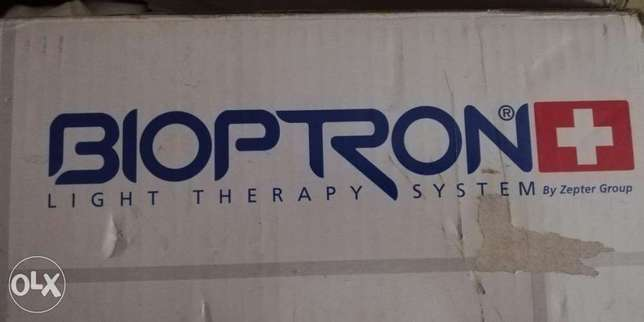 BIOPTRON Pro 1 is a healing light that boosts the tissue regeneration