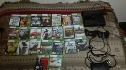 Xbox 360 and games forR4800