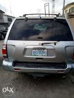1st body Nissan pathfinder for a dash out