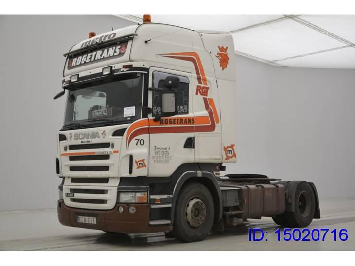 Scania R420 Topline - 2008