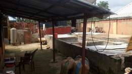 Fish and Poultry Farm for sale at Madalla,