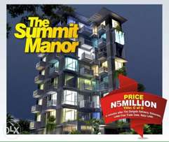 The Summit Manor Fast Selling At Osoroko, Ibeju Lekki