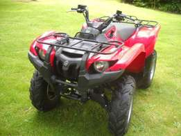 Yahama Grizzly 700 EPS/FI For Sale