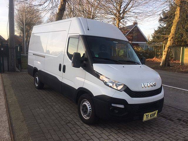Iveco daily 35S13 2.3HPI 130pk L2H2 - 2015