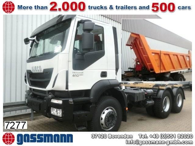 Iveco Trakker AD260T41 6x4 - 2007