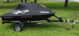 Seaddoo 3D 2004 Jet Ski With Clean 2011 Trailer