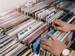 LP's - Vinyl Records. Music from the 50's, 60's, 70's, 80's
