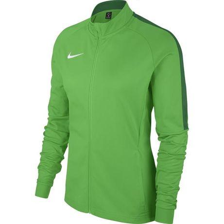 fea15b83320b6e Bluza damska Nike W Dry Academy 18 Track JKT K zielona 893767-różne -  Strzelce
