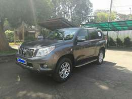 Toyota Land cruiser Prado 2011 model,Diesel. Buy and Drive
