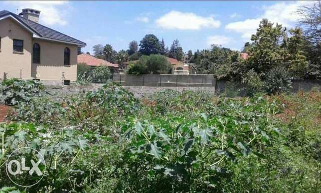 1/4land for sale in mt view Kangemi - image 1