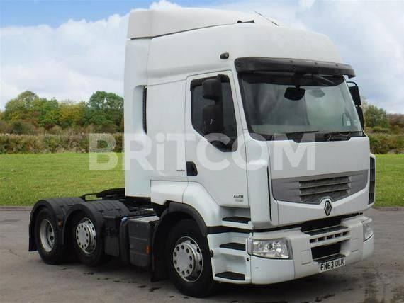 Renault Premium 460 DXI - 2013