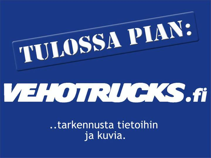 Volvo Fm13 480 8x4 + Jyki / Elg Kasettiperävaunu Wts-656 - 2008