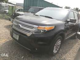 2013 Ford Explorer XLT bought brand new
