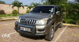 •Toyota prado local Assemble •Diesel •Manual •Seven seater •Year 2003
