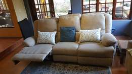 3 seater Recliner couch from Coricraft