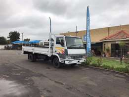 2011 TATA 813 Dropside with Full Service History