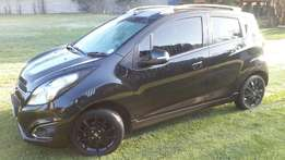 Chev Spark LS Black & White Edition