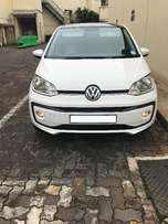 2017 Volkswagen Move Up! 1.0 MPI Fully Loaded - R179,900 Neg/Onco