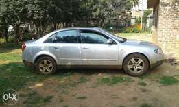 Hi I'm selling my audi a4 1.9 diesel engine