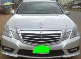 Mercedes Benz E350 full option 2010