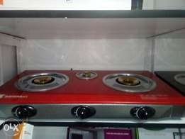 Sayona gas cookers