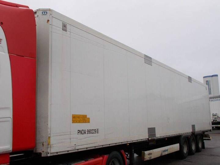 Krone Box - Douplestock - Huckepack - Xhl 083 - 2011