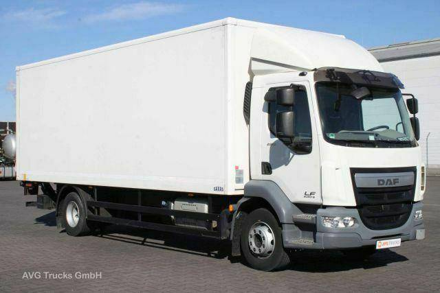 DAF LF 280 16to 7,25m LBW 1,5to NL 8,9to - 2016