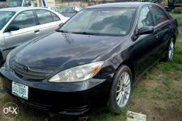 A first body Toyota Camry Big Daddy