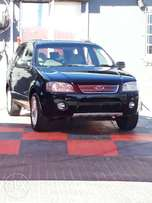 Ford territory 2008 suv 7 seater 220000kms new licence and rwc