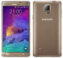 Samsung Galaxy Note4 Quick on sale 2months old still new and legit