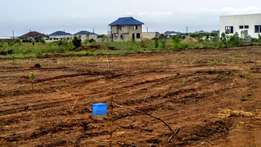 titled plots at east legon hills ( near the proposed shopping mall )