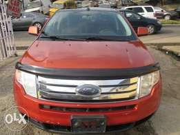 Very Clean Ford Edge 09, Tokunbo