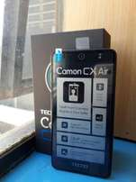 Tecno CX Air camon BrandNew Ram2gb free-cover