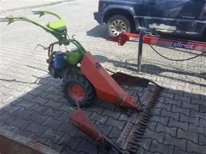 Agria MOTORMÄHER MIT 140 CM MÄHBALKEN