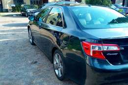 Toyota Camry XLE 2013 very sharp!