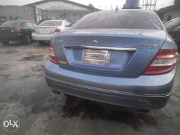 fresh tokunbo mercedes C300,4MATIC,2010,model,full option