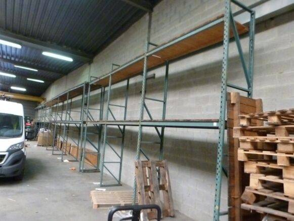 Sale heavy shelf rack warehouse shelving for  by auction