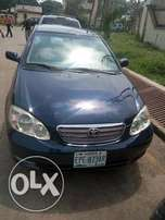 Superclean 2004 Toyota Corolla Up 4sale